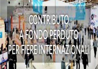 Bando per la concessione di contributi per la partecipazione delle PMI alle fiere internazionali in Lombardia